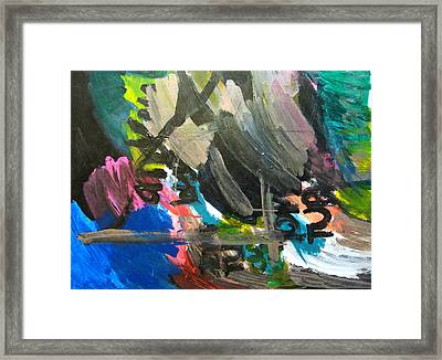 Untitled Framed Print by Andrew Hagopian