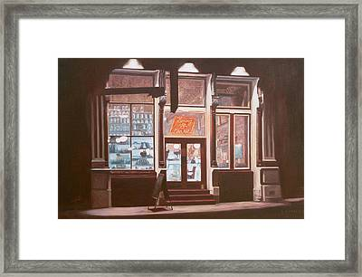 Untitled Framed Print by Anthony Butera