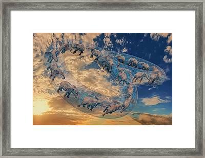 Untitled Betsy C Knapp Framed Print