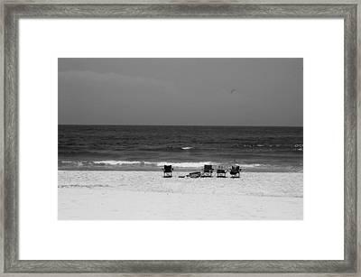 Untitled Framed Print by Beverly Hammond