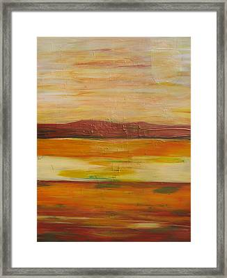 Untitled Framed Print by Celesty  Claudio