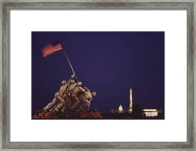 Untitled Framed Print by David Alan Harvey