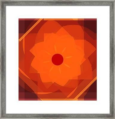 Untitled Framed Print by Denny Casto