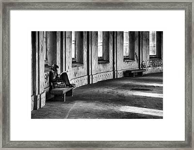 Untitled Framed Print by Diego Bardone