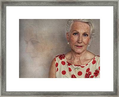 Untitled Framed Print by Ellen Van Deelen