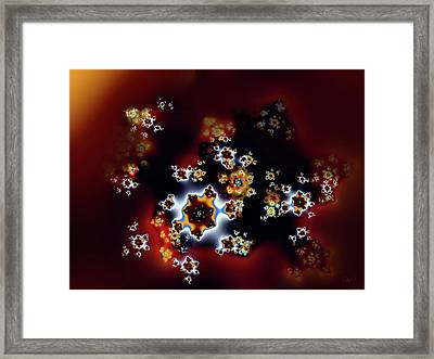Untitled For Now Framed Print
