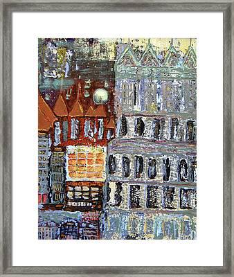 Untitled Framed Print by  Gaye Heidinger