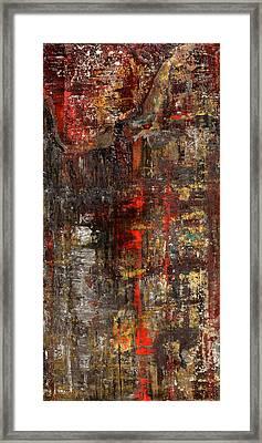 Untitled II Framed Print by Josh Bernstein