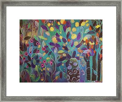 Untitled II Framed Print by Suzaine Smith