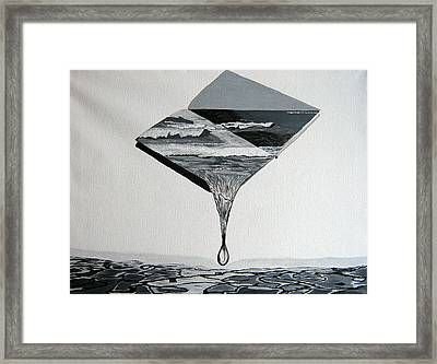 Untitled II Framed Print by Tammy Hough