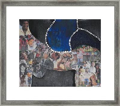 Untitled Framed Print by Katrice Kinlaw