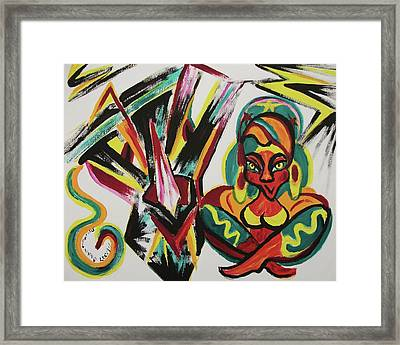 Untitled Leclair Framed Print by Suzanne  Marie Leclair