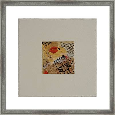 Untitled Framed Print by Lisa Cullen