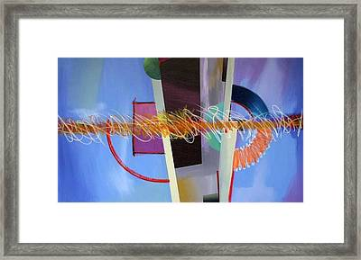 Untitled Framed Print by M Jaquis