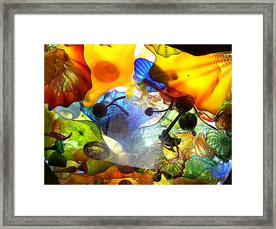 Untitled Framed Print by Melinda Dare Benfield