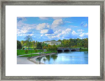 Untitled Framed Print by Michael Frank Jr
