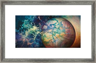 Untitled Framed Print by Michael Lang