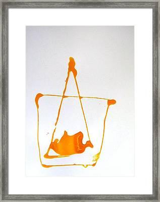 Untitled Framed Print by Nanak Chadha