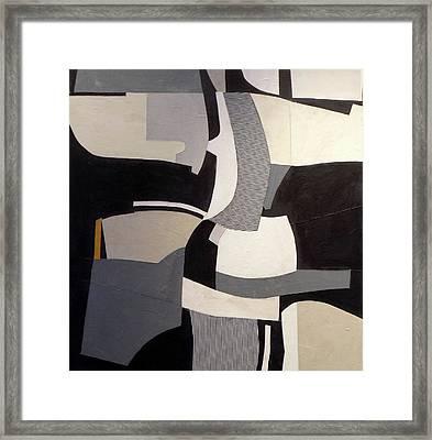 Untitled No. 017 Framed Print