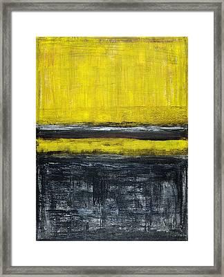 Untitled No. 11 Framed Print