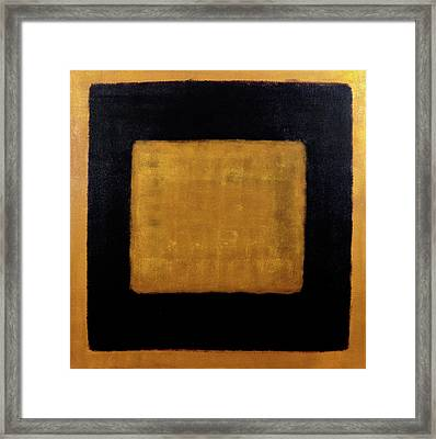 Untitled No. 17 Framed Print