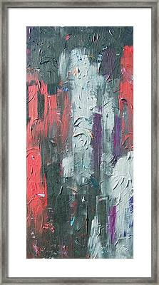 Untitled Number 12 Framed Print by Kerry Smith