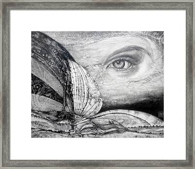 Untitled P 1010381 Framed Print by Otto Rapp