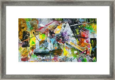 Untitled Framed Print by Robert Anderson