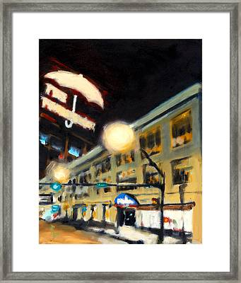 Untitled  Framed Print by Robert Reeves