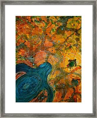 Untitled Framed Print by Scott Harrington