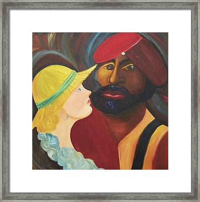 Untitled Framed Print by Suzanne  Marie Leclair