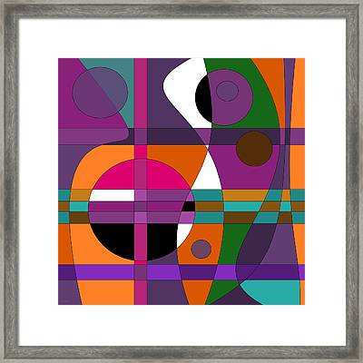 Untitled Framed Print by Val Arie