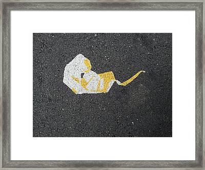 9-11-49 Framed Print