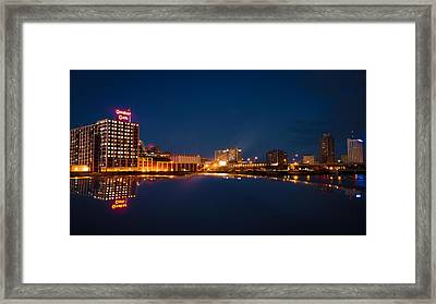 Untitled Framed Print by Willie Buckets