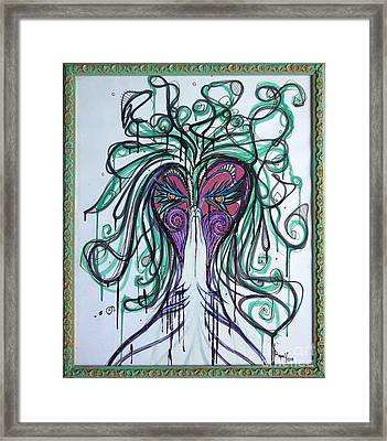 Untittled Framed Print by Rory Canfield