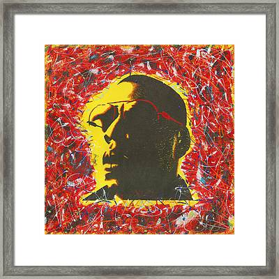 Untouchable Framed Print