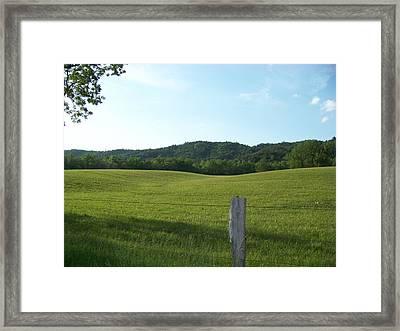 Untouched  Framed Print by Jessica Burgett