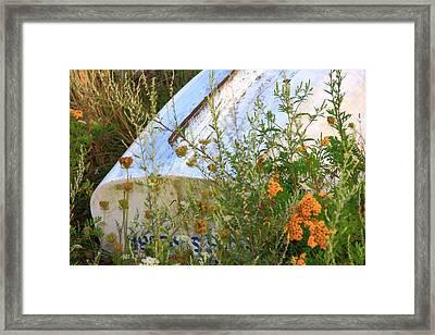 Unused Framed Print