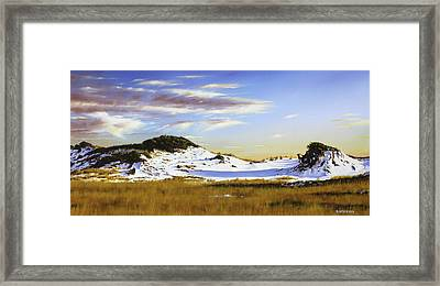 Unwalked Framed Print by Rick McKinney