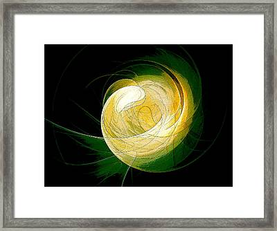 Unwinding Framed Print by Carol and Mike Werner