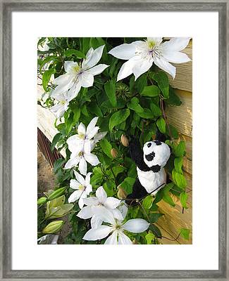 Framed Print featuring the photograph Up And Up And Up by Ausra Huntington nee Paulauskaite