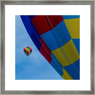 Up And Away 1 12x12 Framed Print
