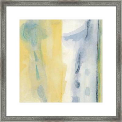 Up Close Framed Print by Sally  Tuttle