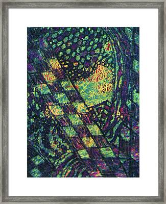 Up In The Sky Framed Print by Gayland Morris