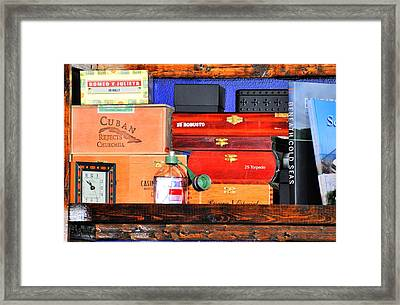 Up On The Self Framed Print