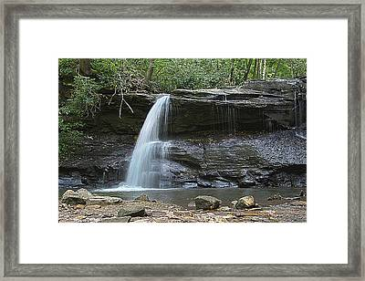 Upper Holly Framed Print