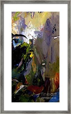 Upper Mercer River Framed Print by Charlie Spear