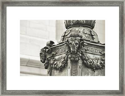 Upper Terrace Framed Print by JAMART Photography