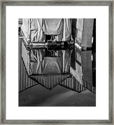 Upside Down Framed Print