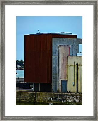 Urbain_04 Framed Print